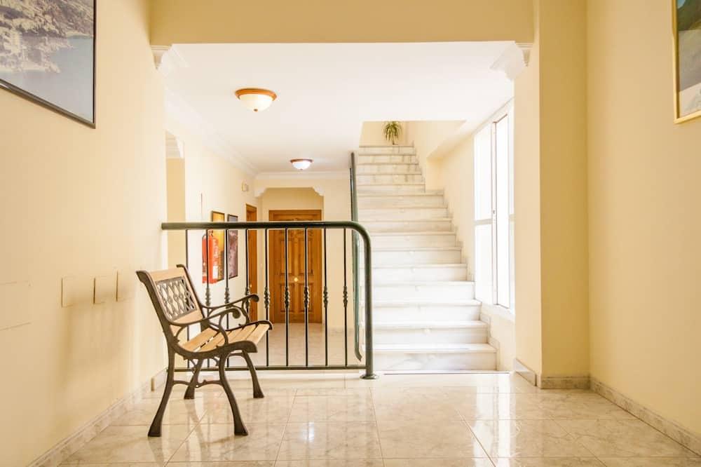 Departamento, 1 habitación (3201) - Sala de estar