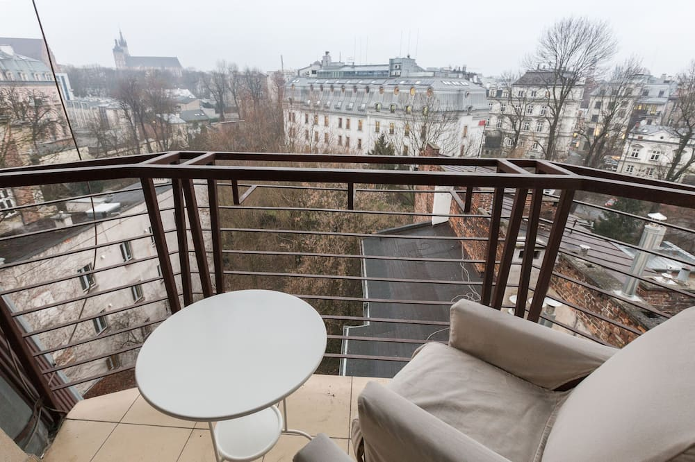 Modern 5-Bedroom Penthouse with Piano (Sarego St.) #29 - Balkon