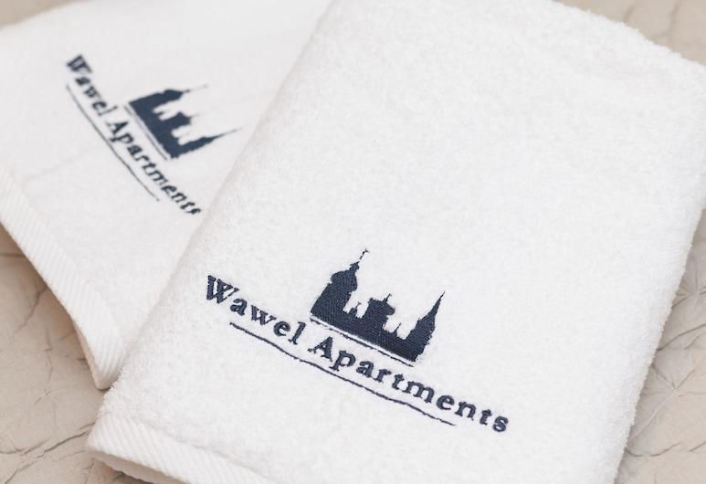 Wawel Apartments - Riverside Castle, Krokuva, Svečių kambarys