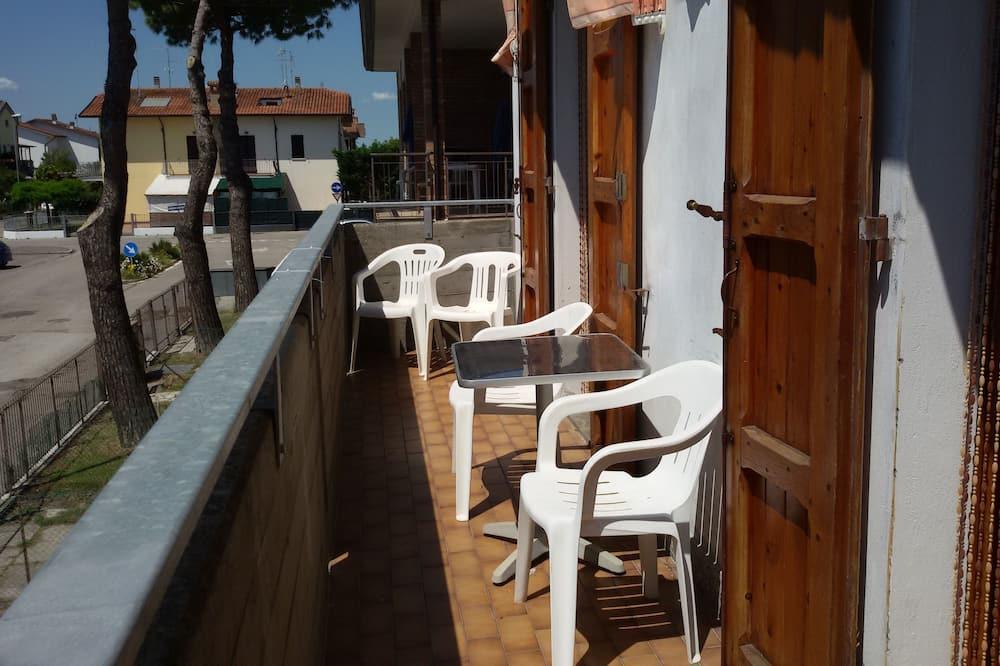 Apartment, 2 Bedrooms (4 adults+2 children) - Balkoni