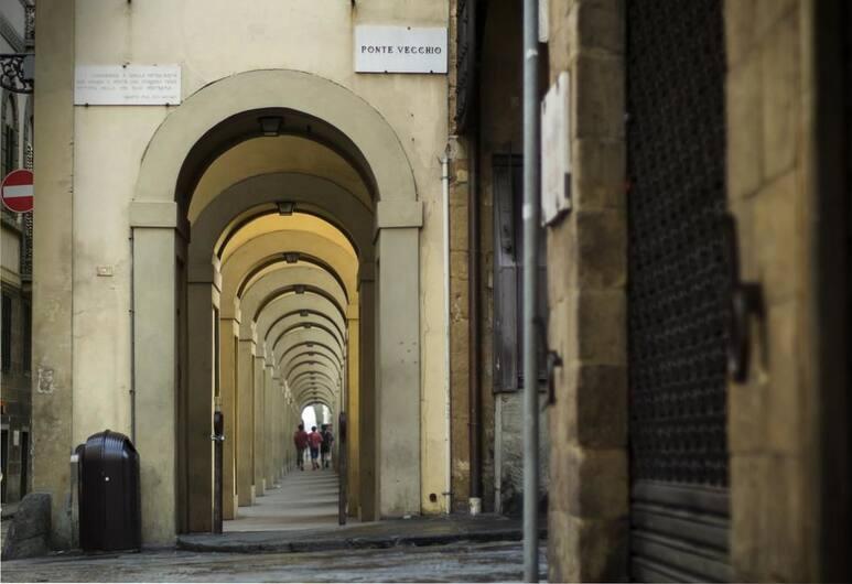 Guest House Locanda Gallo, Florence, Exterior