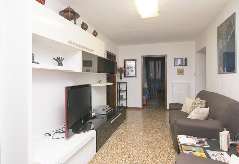 Rialto Charming House, Venedig, Apartment, 3Schlafzimmer, Wohnzimmer