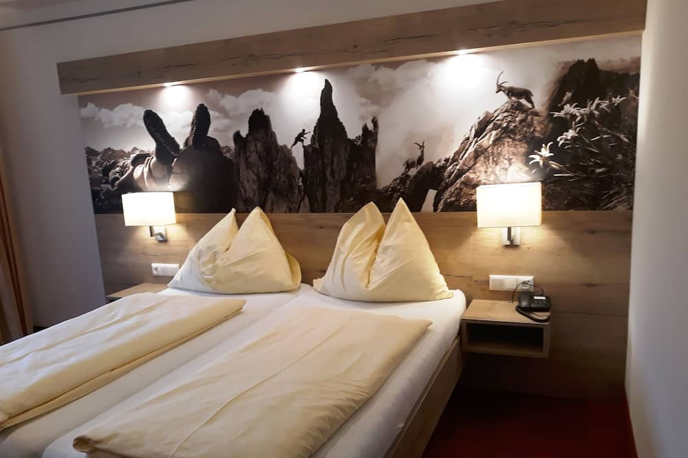 Basic Double Room, Accessible - Ruang Tamu