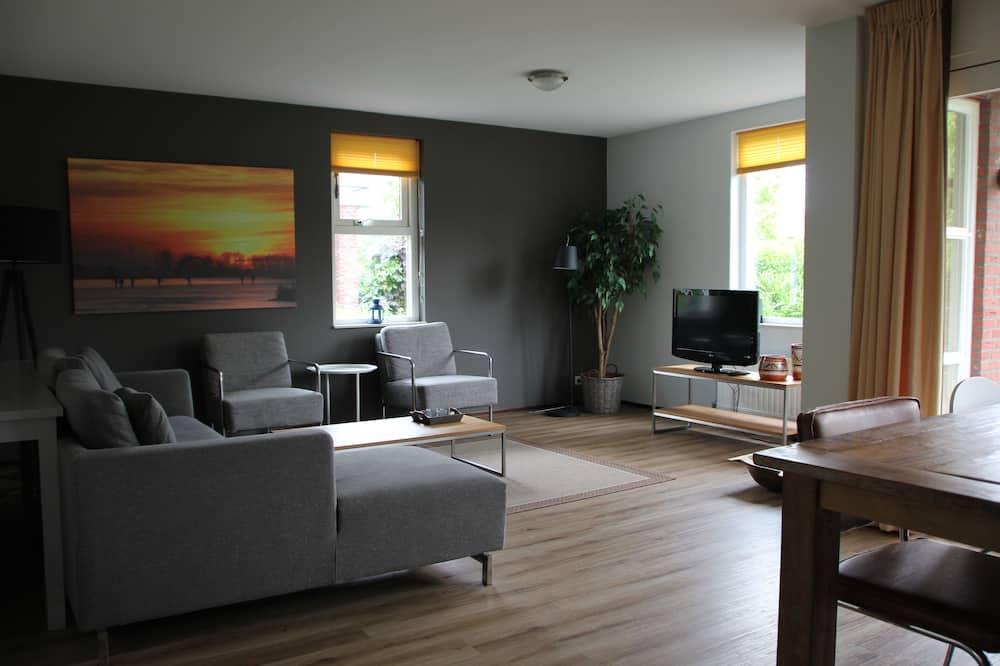 Bangalo, 3 magamistoaga (Wijde Aa 6 Modern) - Elutuba