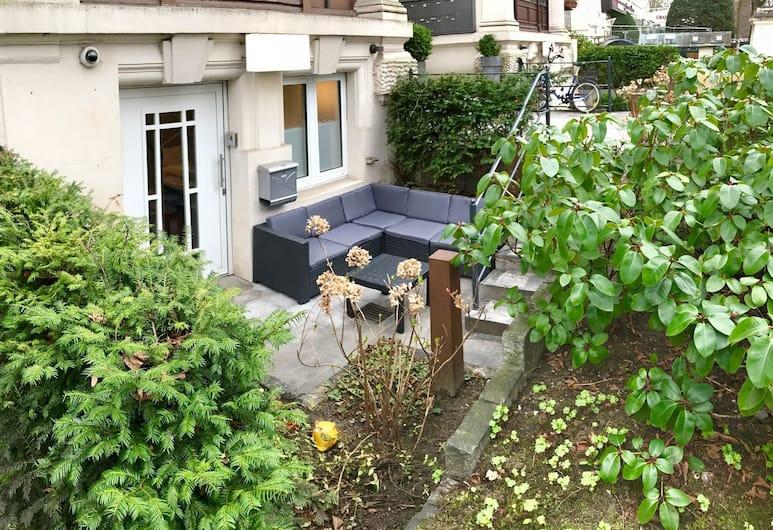 City Alsterlake Apartment, Hamburg, Terrasse/Patio