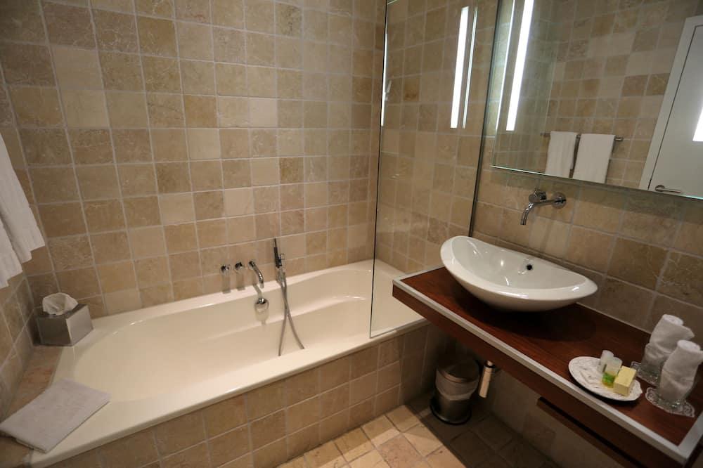 Habitación Deluxe doble - Cuarto de baño