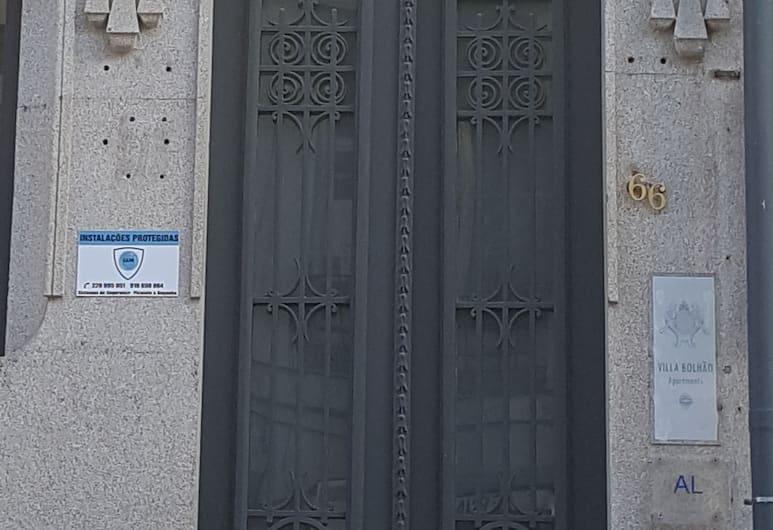 Villa Bolhão Apartamentos, Porto, Eingangsbereich