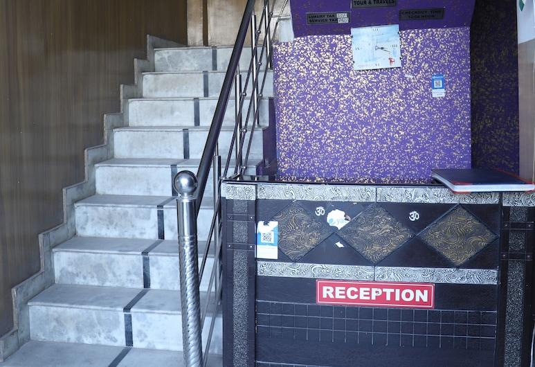Hotel The Ace, Yeni Delhi, Resepsiyon