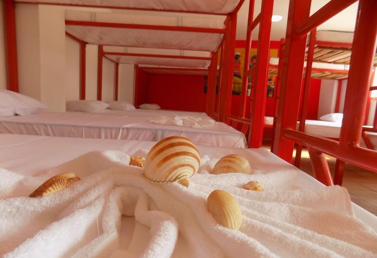 Hostal Caracoles, Cartagena, Gemeinsamer Schlafsaal, 1Einzelbett, Gemeinschaftsbad, Zimmer
