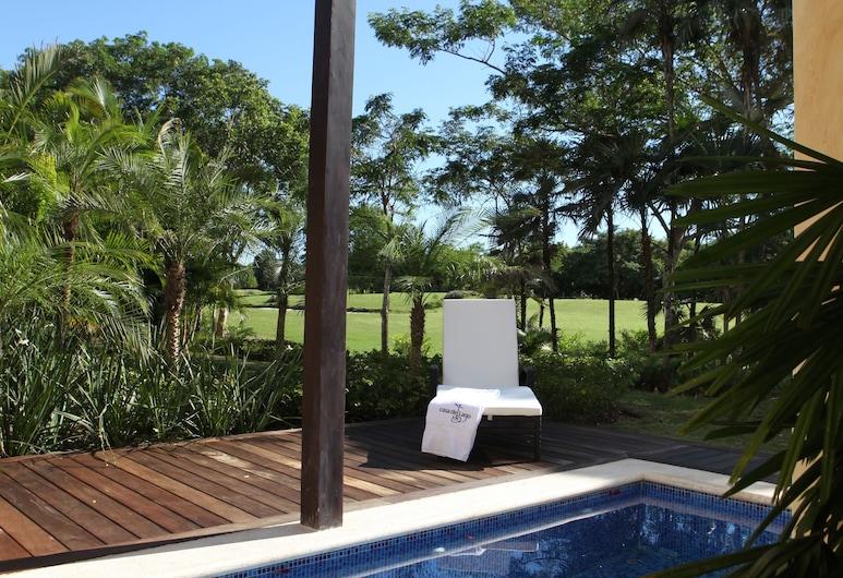 Casa del Lago, Guayacanes, Kolam Renang Luar Ruangan