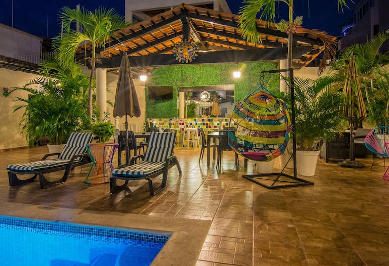 Casa Maria Hotel Boutique & Gallery - Adults Only, Puerto Vallarta, Hotel Bar