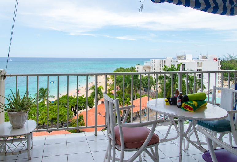 Montego Bay Club Apartments, Montego Bay, Balkong