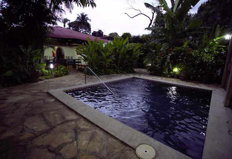Hotel Casa Colonial, Managua, Vanjski bazen
