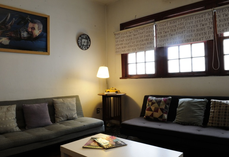 Apartamento Living Huelen, Santiago, Appartement Standard, 1 chambre, Coin séjour