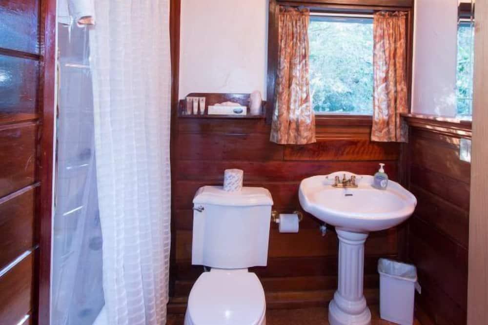 奢華小屋, 多張床 - 浴室