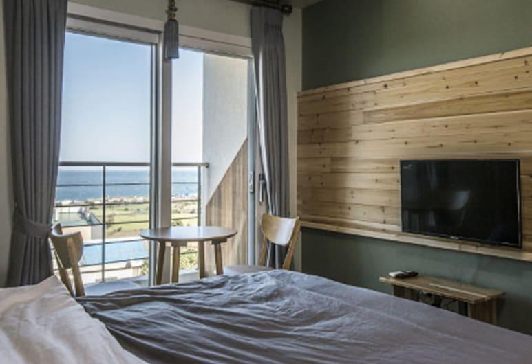 제주시  베리베리펜션, 제주시, 스위트, 바다 전망 (Ocean Suite Special), 객실