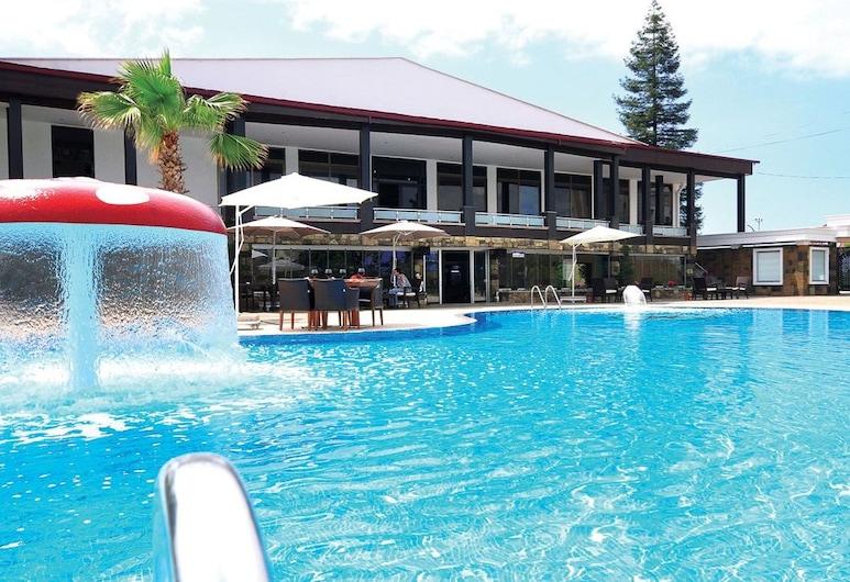 Samsun Airport Resort Hotel, Tekkekoy, Piscina al aire libre