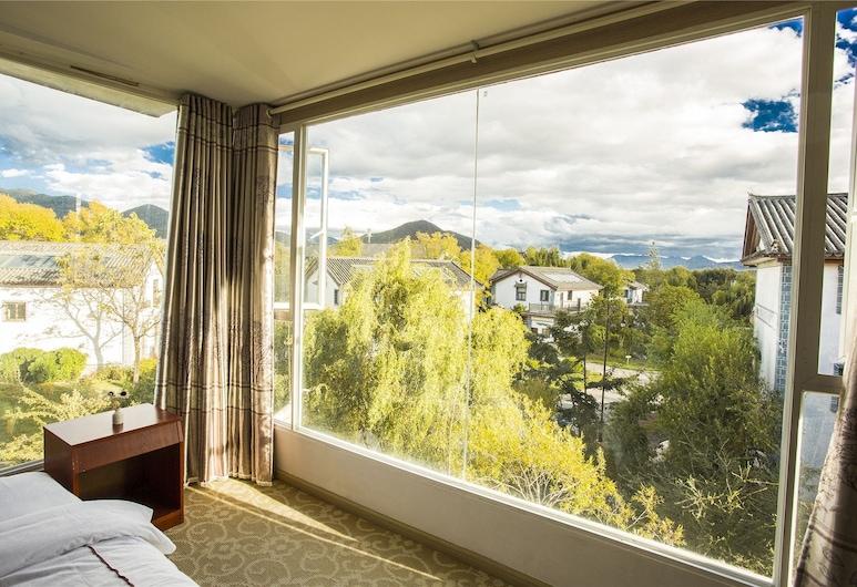 Lijiang Guanfang Garden Holiday Villa, Lijiang, Villa, 4 Yatak Odası, Oda Manzarası