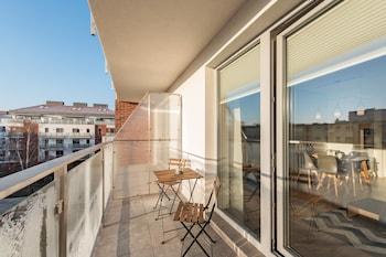 格但斯克艾帕提弗安捷爾斯卡格洛布拉公寓飯店的相片