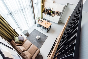Foto van Short Stay Group Eastern Docklands Apartments in Amsterdam