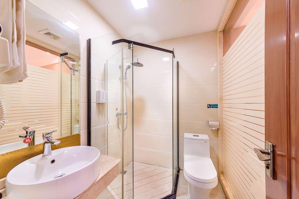 外景大床房 - 浴室