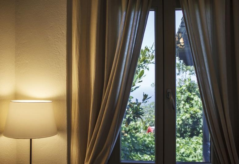 Hotel Olga, Zagora-Mouresi, Habitación doble Deluxe, vista al mar, Habitación