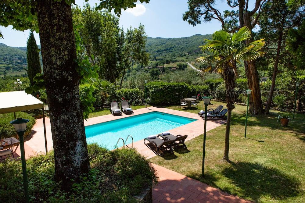 Luxury Villa, 5 Bedrooms, Private Pool, Pool View - Outdoor Pool