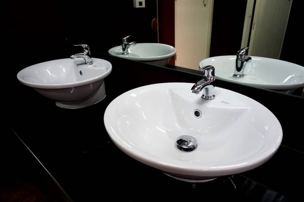 Mixed Dormitory with Air-Condition  - Bathroom Sink