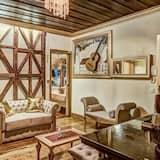 Pokój dwuosobowy typu Deluxe, widok na miasto - Powierzchnia mieszkalna