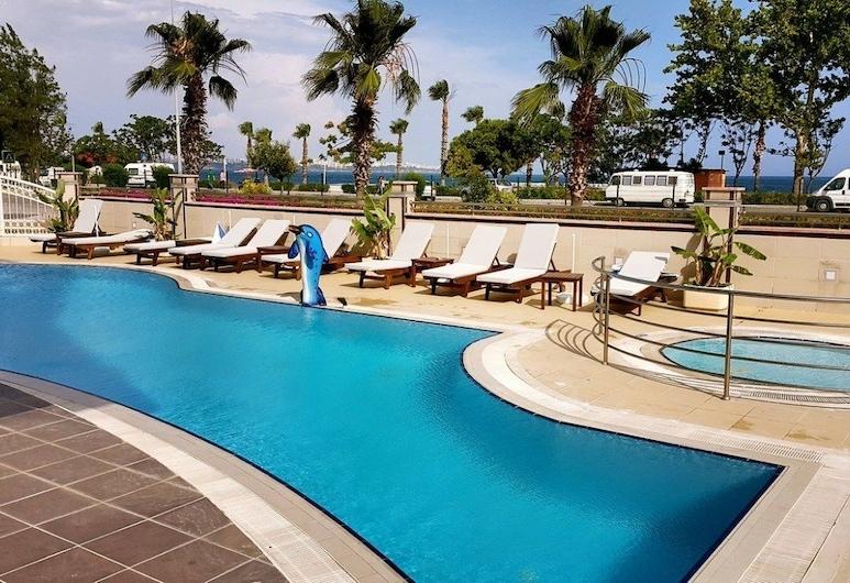Blue Garden Hotel, Konyaaltı