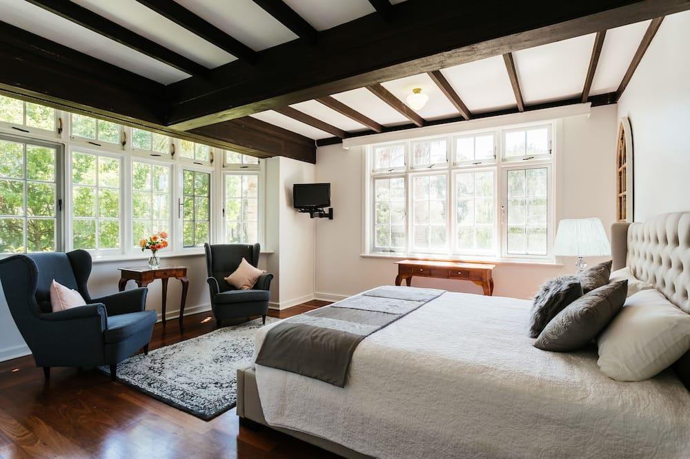 Улучшенный номер, 1 двуспальная кровать «Кинг-сайз» - Главное изображение