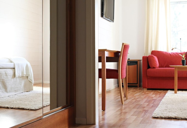 Sorsele River Hotel, Sorsele, Zimmer