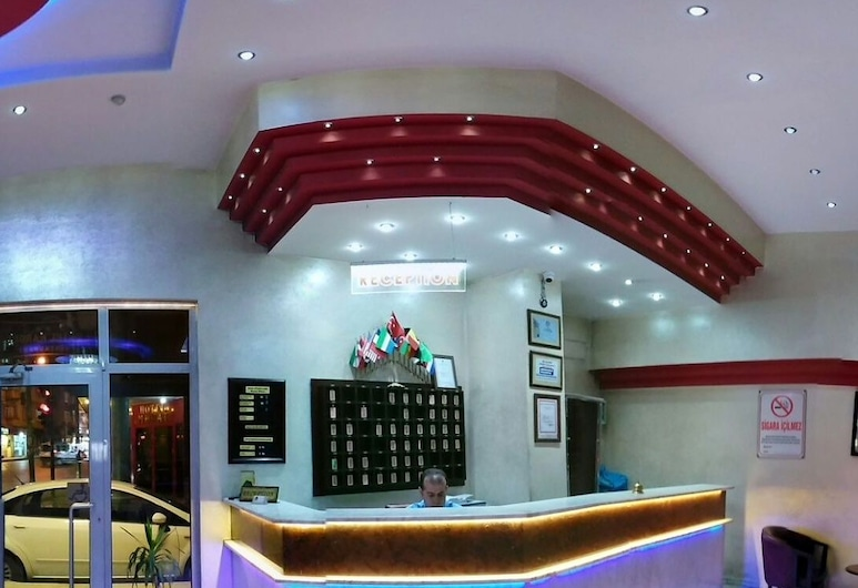 Kargul Hotel, Gaziantep, Entrada del hotel