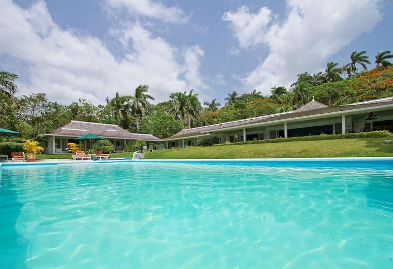 牙買加寶藏海島 6 房飯店, 蒙特哥灣, 客房, 6 間臥室, 室外游泳池