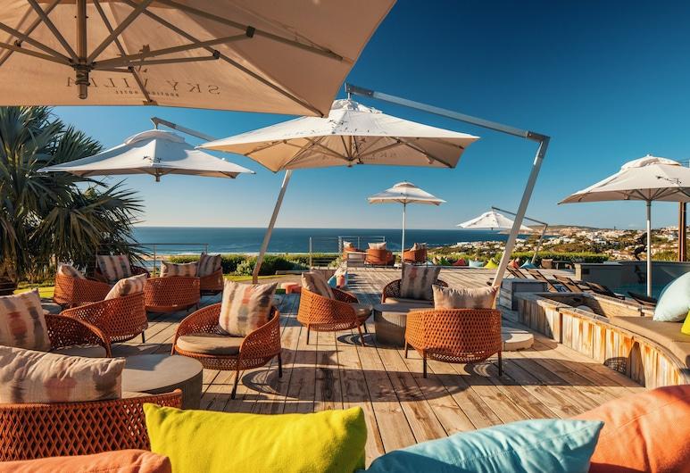 Sky Villa Boutique Hotel, Plettenberg Bay, Terrace/Patio