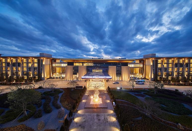 濟州神話世界萬豪飯店及渡假村, 西歸浦, 外觀