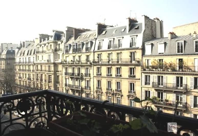 Private Apartment - Palais Royal, Παρίσι, City Διαμέρισμα, 2 Υπνοδωμάτια, Μπαλκόνι, Θέα στην Πόλη, Θέα από το μπαλκόνι
