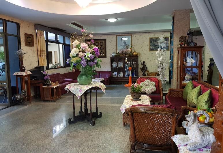 Wiang Inn Mansion, Chiang Mai, Salon de la réception