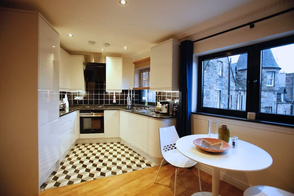 Panoramic Apartment, 1 Bedroom, City View - In-Room Dining