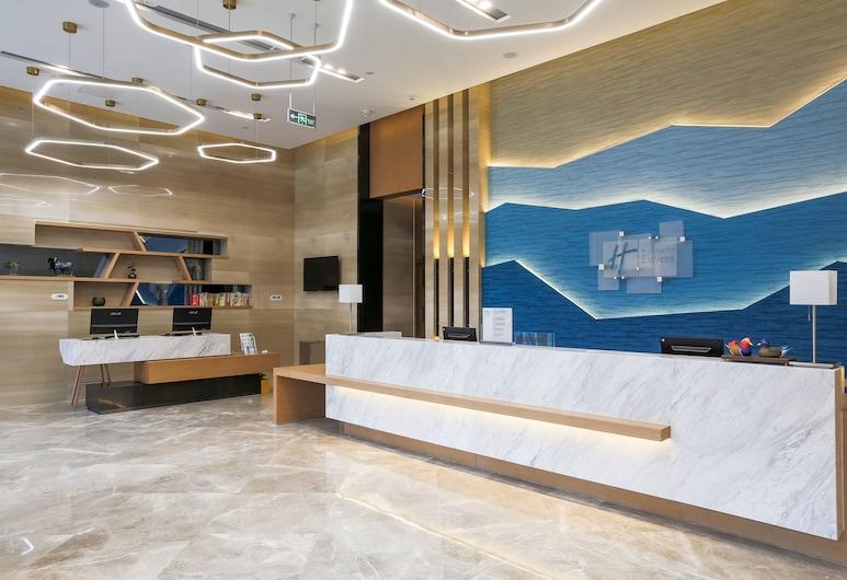 Holiday Inn Express Chengdu Xindu, an IHG Hotel, Chengdu, Lobby