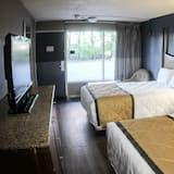 Standardní pokoj, dvojlůžko, nekuřácký - Výhled z pokoje