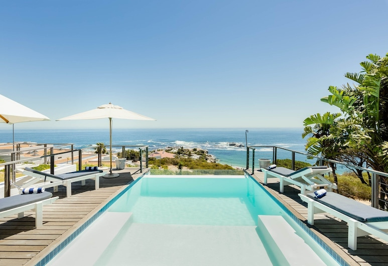 Clifton Sunsets, Cape Town, View from property