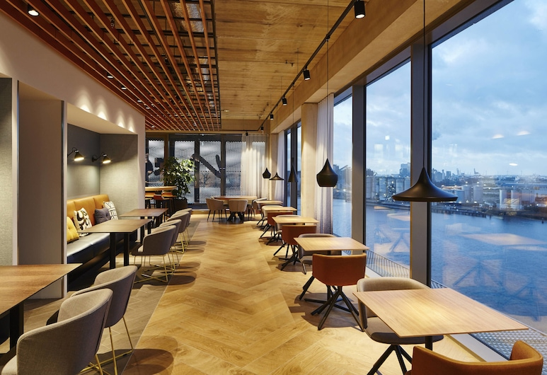 Residence Inn by Marriott Amsterdam Houthavens, Amsterdam, Lobby-Lounge