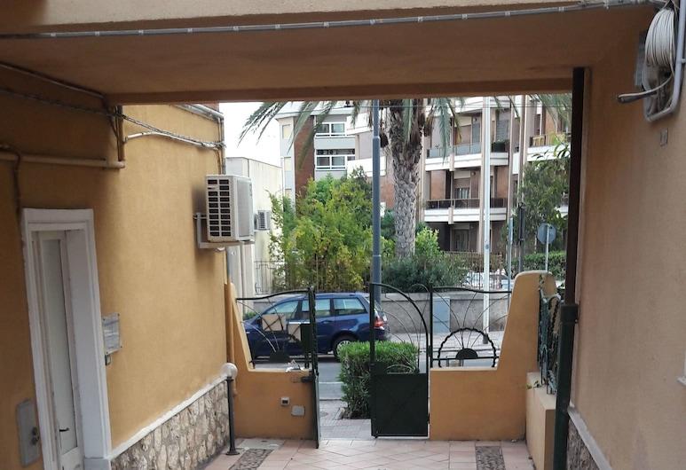 Ethos, Cagliari, Hotelfassade