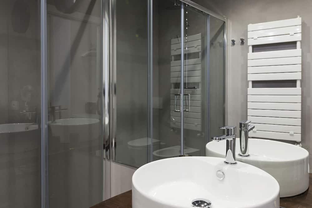 Chambre Deluxe, salle de bains privée (Varenna) - Salle de bain