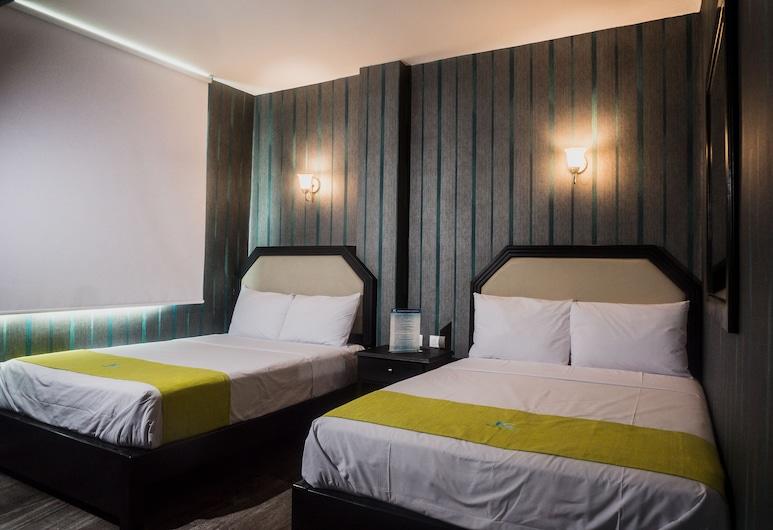HOTEL CAREYES, Coatzacoalcos, Doppelzimmer, Zimmer