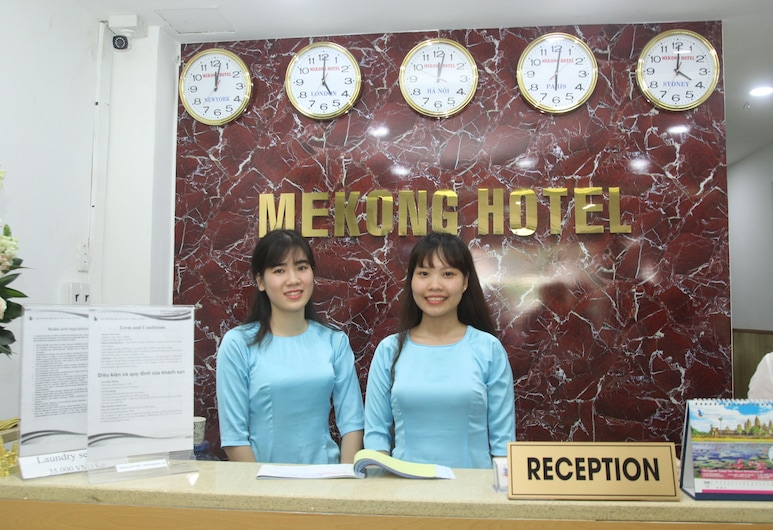 Mekong Hotels, Ho Chi Minh City