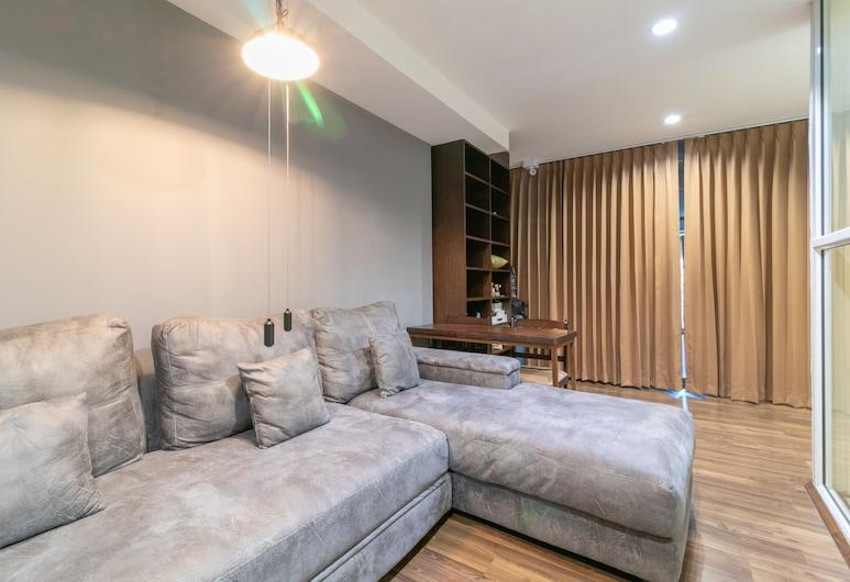 フォブファンホステル, バンコク, ロビー応接スペース