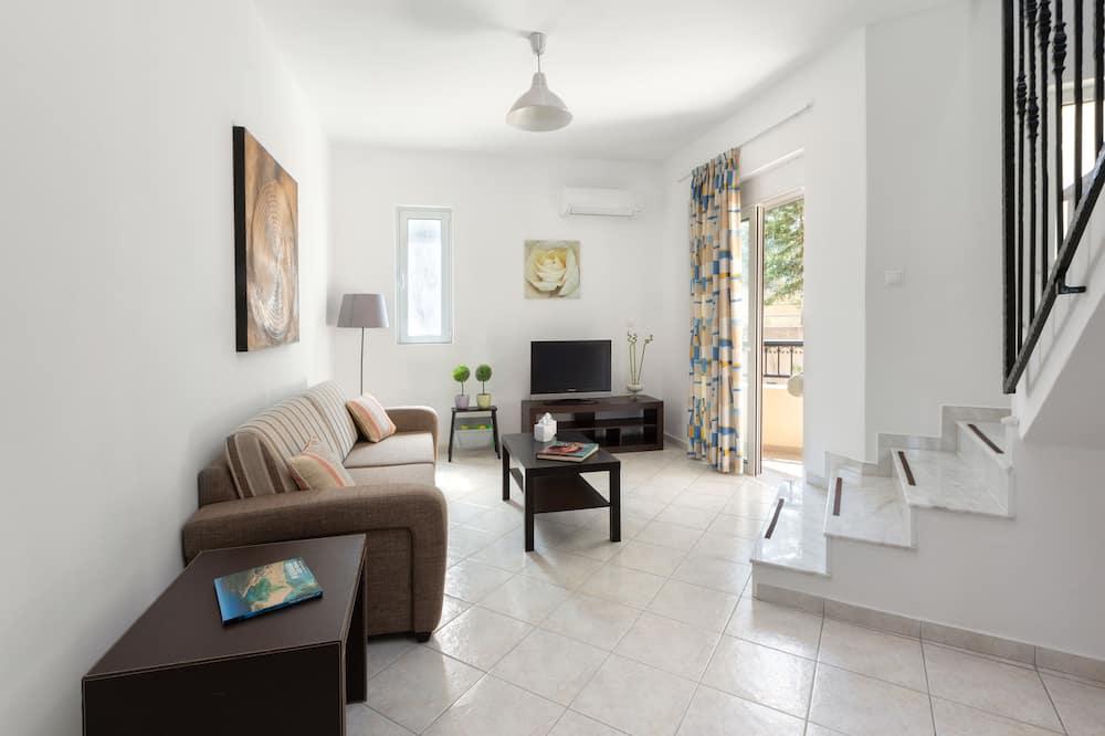 Nhà Duplex dành cho gia đình - Phòng khách