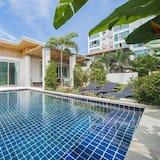 2-Bedroom Private Pool Villa - Teres/Laman Dalam